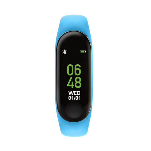 TIKKERS Activity Tracker in Blue