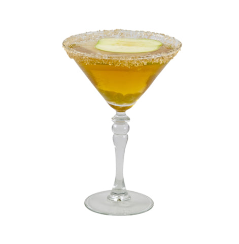 Spiced Apple Fritter Martini