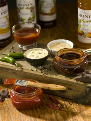 Curried Peach & Tomato Ketchup