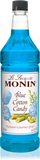 Monin Blue Cotton Candy Syrup