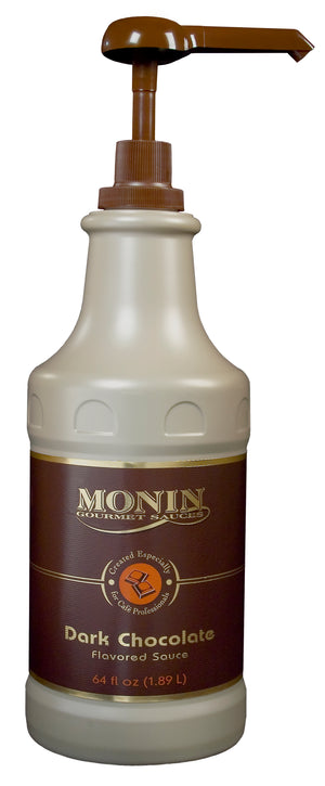 Monin Dark Chocolate Sauce