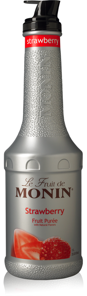 Monin Strawberry Fruit Purée