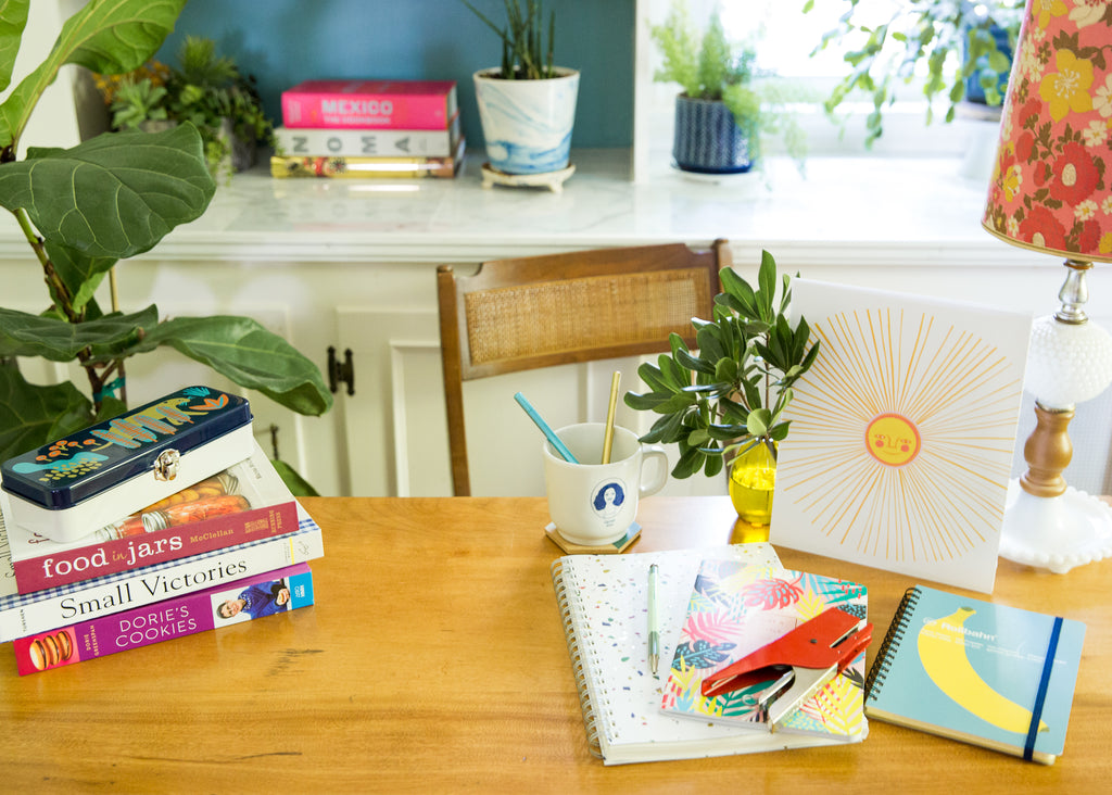 Creating Your Pinterest-Worthy Desk