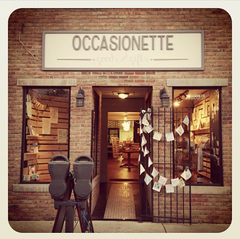 follow Occasionette on Instagram!