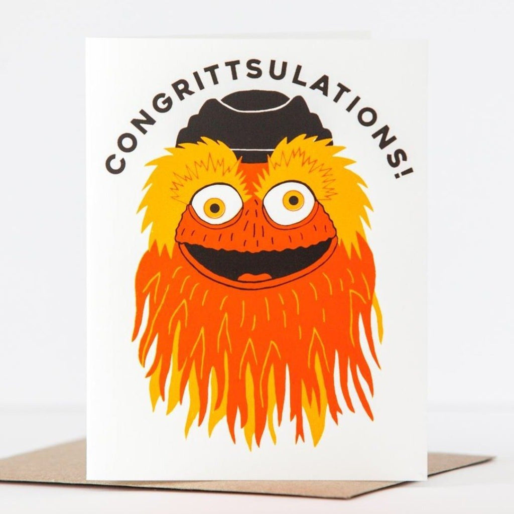 Congrittulations Card