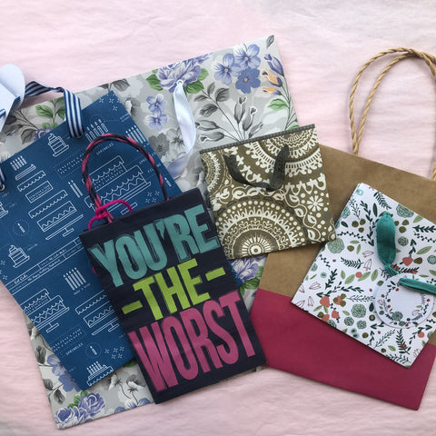 Assorted Gift Bags