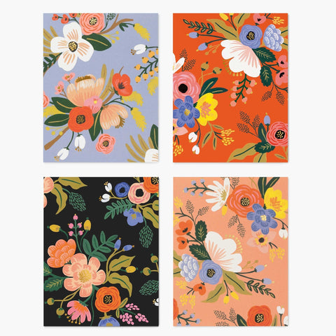 Rifle Paper Co. Colorful Floral Boxed Cards