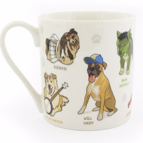 Celebri-dogs and Celebri-cats Mug