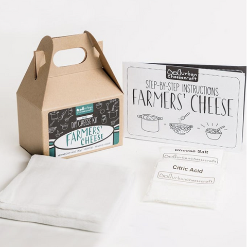 Farmer's Cheese Kit