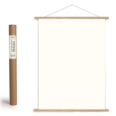 Poster Hanging Kit - pickup only