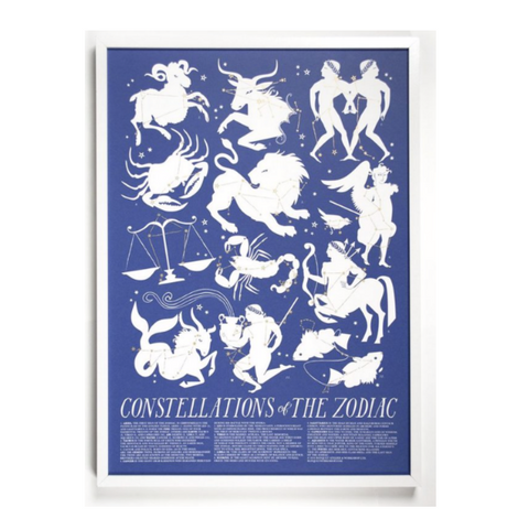 Constellations Art Print - pickup only