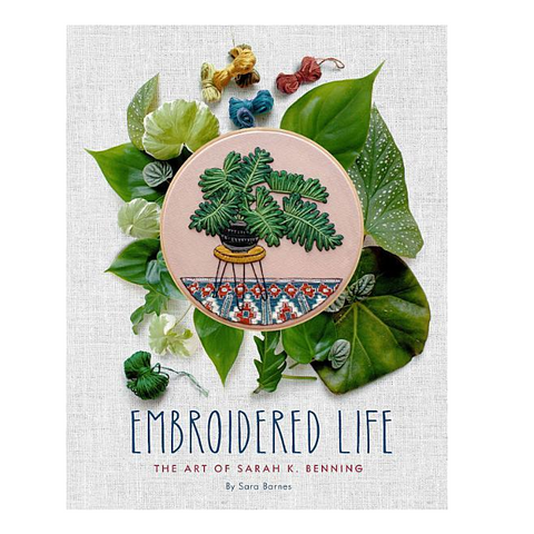 Embroidered Life Book