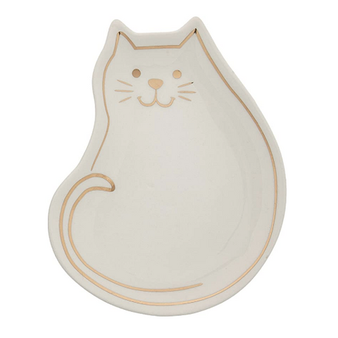 Kitty and Puppy Trinket Trays