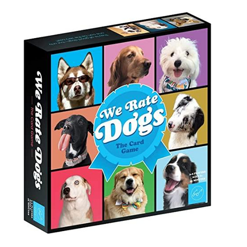 We Rate Dogs Game