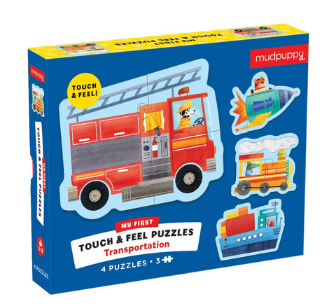 Touch & Feel Puzzles