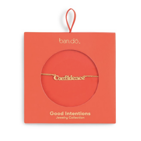 Ban.do Affirmation Necklace