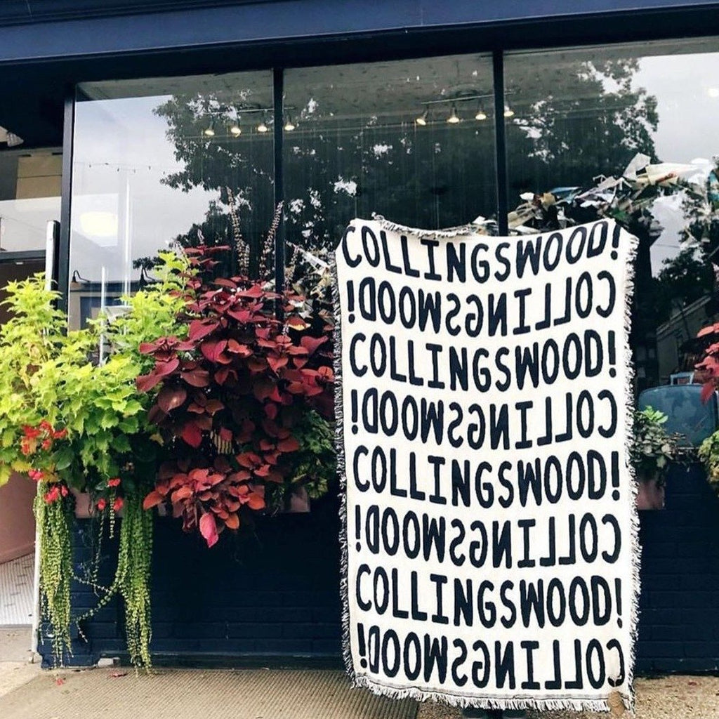 Collingswood Throw Blanket