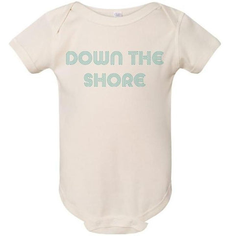 Down the Shore Onesie