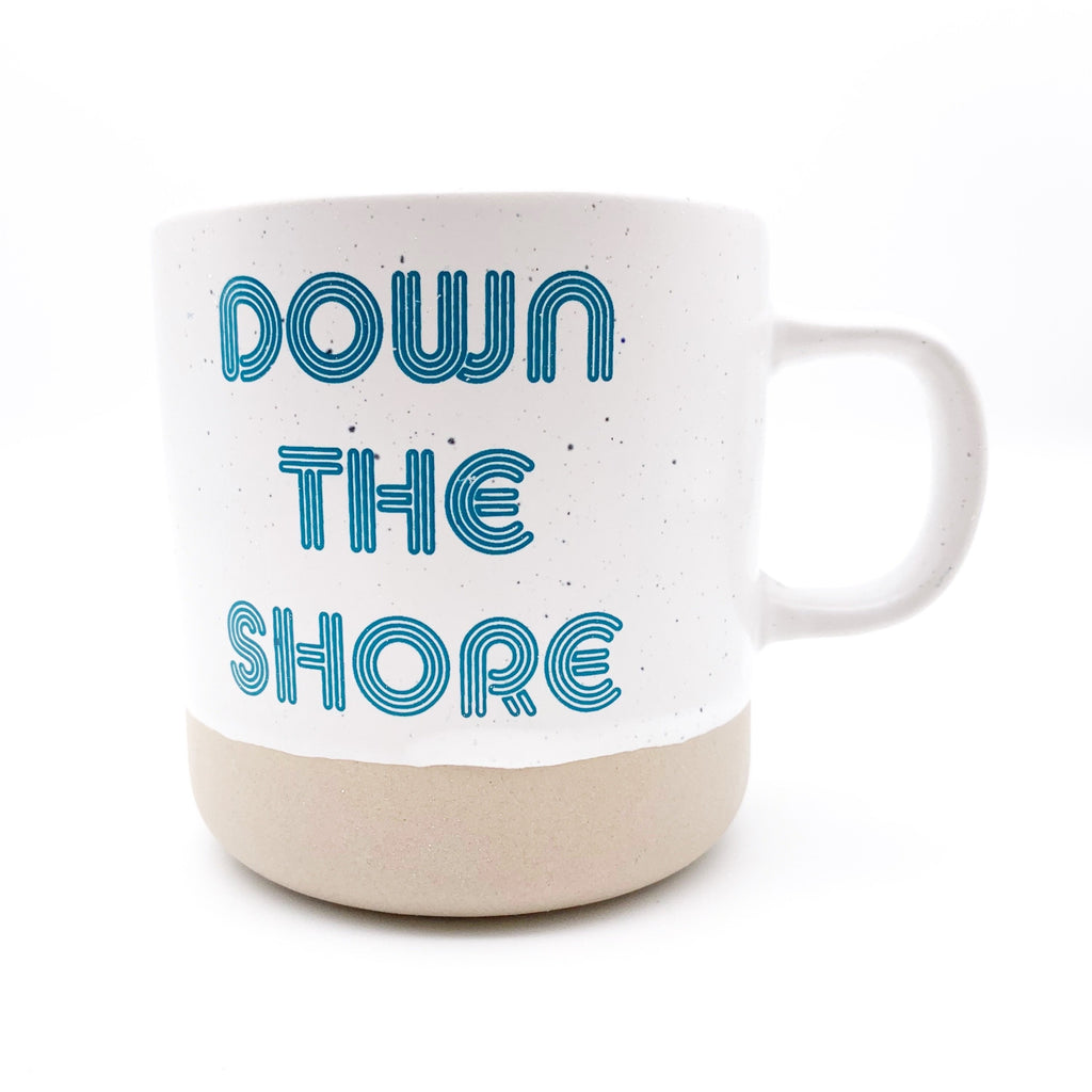 Down the Shore Mug