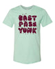 Bubble Letter People Tee Shirt - Passyunk or Collingswood