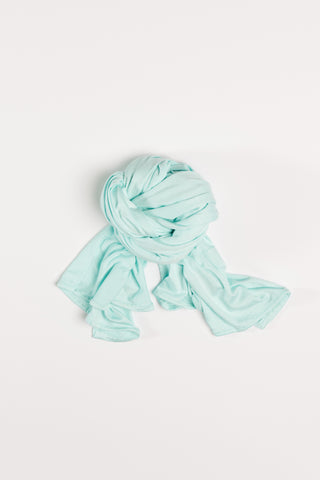 Mint Green Jersey Wrap HijaaB