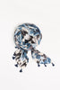 Blue Watercolor Wrap Hijab