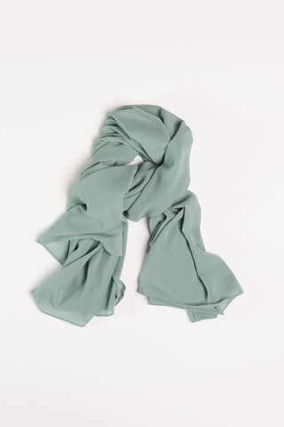 Sea Mist Square Hijab