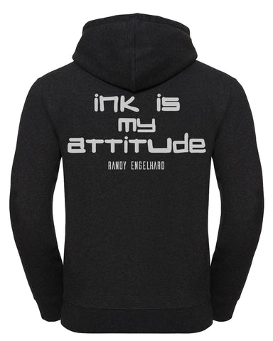 Ink is my attitude Jacke
