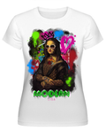 """Modern Lisa"" T-Shirt Women"