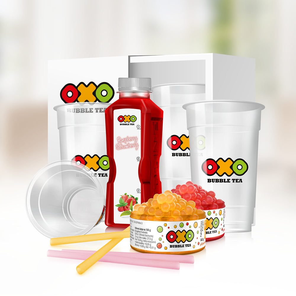 OXO Bubble tea Home csomag - WWW.OXOSHOP.HU