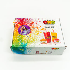 OXO Bubble Tea Home Csomag - Lil G Edition - WWW.OXOSHOP.HU