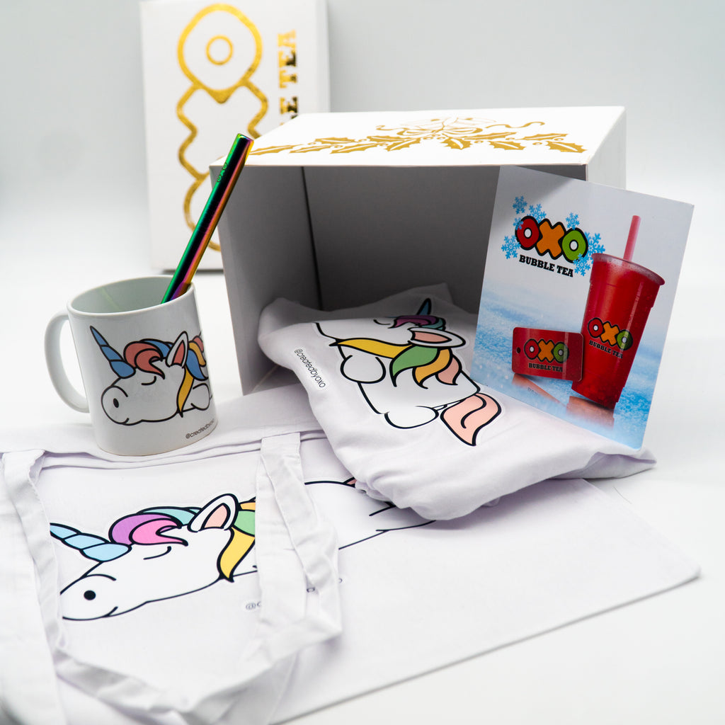OXO Christmas Box - Unicorn - WWW.OXOSHOP.HU