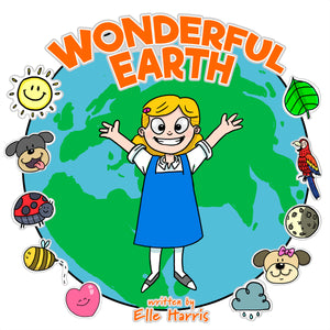 Wonderful Earth Hardcover (Autographed)