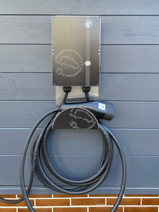 Wallbox 11 KW / EASY / 3-Phasig / Typ 2 Kabel / AC/DC Fehlerstromschutz