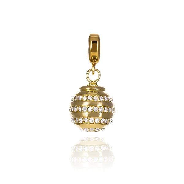 KAGI Gold Honey Bud Pendant