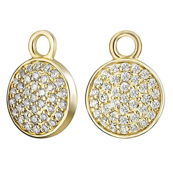 Kagi Gold Cosmos (Ear Charms)