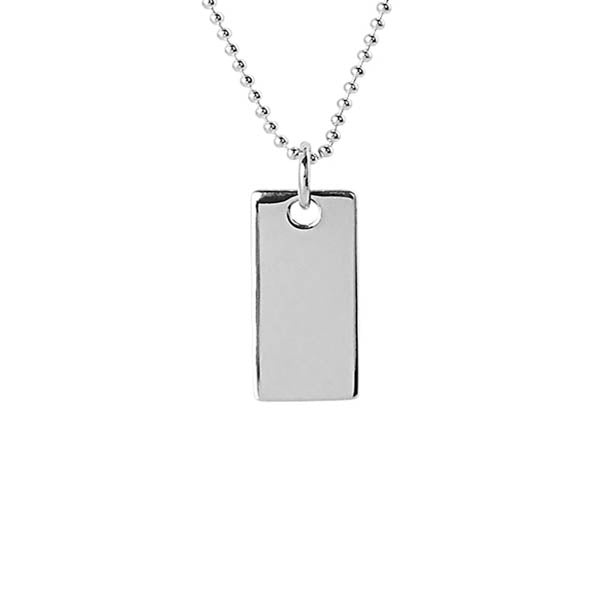 Najo Mini Tag Necklace