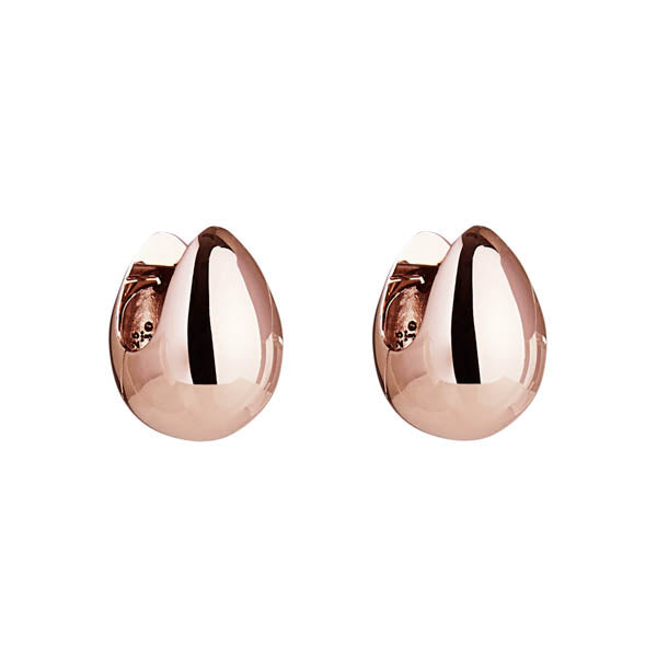 Najo Mode Huggie Earring Rose