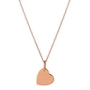 Najo Venus Rose Gold Necklace 9kt