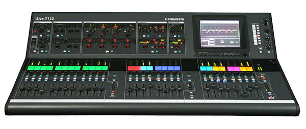 allen heath ilive t112 surface music spirit usa. Black Bedroom Furniture Sets. Home Design Ideas