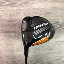 Load image into Gallery viewer, 10.5 Degree Callaway Mavrik (LH) w/Riptide 6.0S 60G
