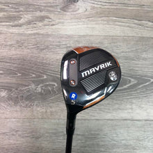 Load image into Gallery viewer, 18 Degree Callaway Mavrik (LH) w/Helium 5F3
