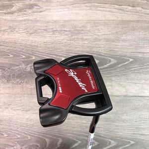 "TaylorMade Spider Black Tour 35"" Double Bend (DEMO)"