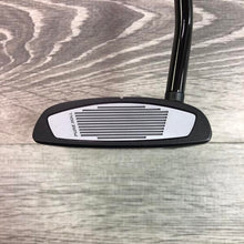 "Load image into Gallery viewer, TaylorMade Spider Black Tour 35"" Double Bend (DEMO)"