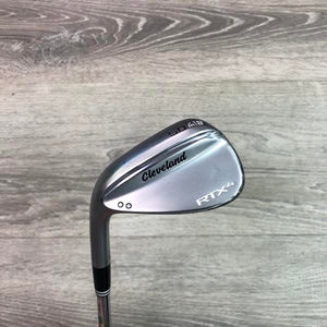 50 Degree Cleveland RTX4 10 Mid Chrome (LH) w/Project X 6.0