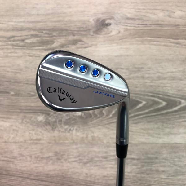 52 Degree Callaway MD5 Jaws 10S Chrome w/Dynamic Gold Tour Issue S200 115G