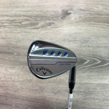 Load image into Gallery viewer, 60 Degree Callaway MD5 Jaws 8W Chrome w/Dynamic Gold Tour Issue S200 115G