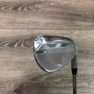 56 Degree Titleist SM8 08M Chrome w/Vokey Wedge Flex