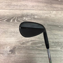 Load image into Gallery viewer, 56 Degree Titleist SM8 08M Jet Black w/Vokey Wedge Flex