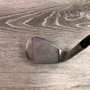 52 Degree Titleist SM8 12F Brushed Steel w/Vokey Wedge Flex